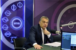 Orbán: Magyarország nagyszerű embert delegált az Európai Bizottságba