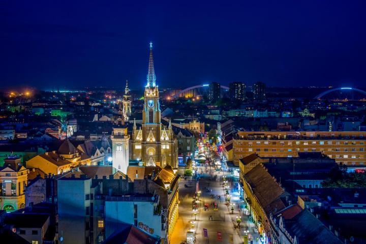 Újvidék – Európai Kulturális Főváros, amely életre kelti, életstílussá teszi a kultúrát