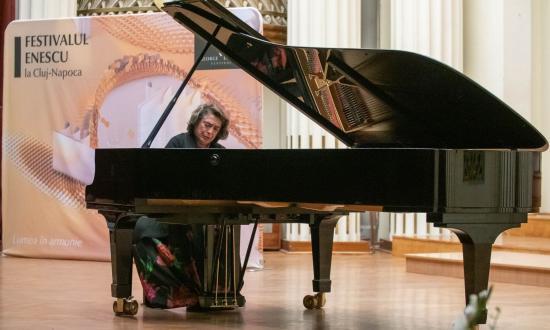 Ötvenöt év után újra városunkban koncertezett Elisabeth Leonskaja