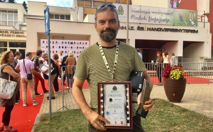 Díjat nyert a Házsongárdi séta című kolozsvári diákfilm a Hét Domb Filmfesztiválon