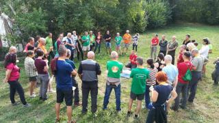 VIDEÓRIPORT - Túravezetői szaktanfolyamot szervezett az EKE