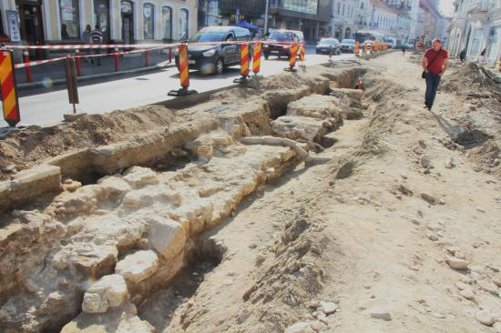 Ókori, középkori Kolozsvár és a jövő régészei
