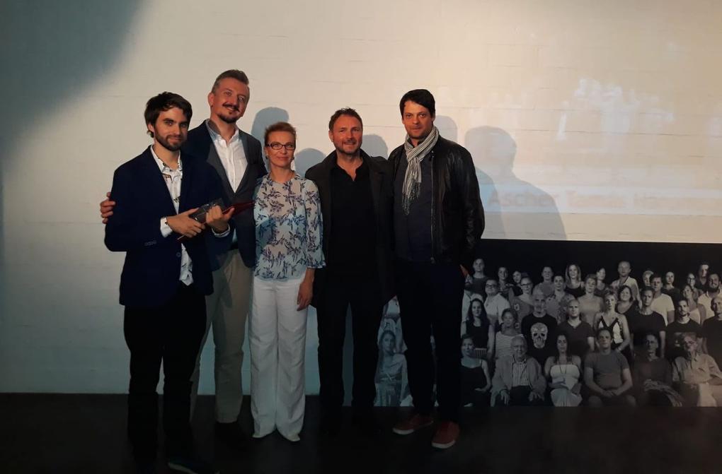Székely Csabát, Cári Tibort és Sebestyén Abát is díjazták
