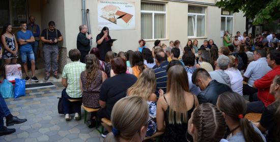 Sikeres a szamosújvári Téka-kollégium szórványoktatási programja