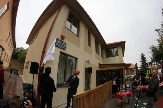 Magyarországi támogatásból épült óvodát avattak Györgyfalván