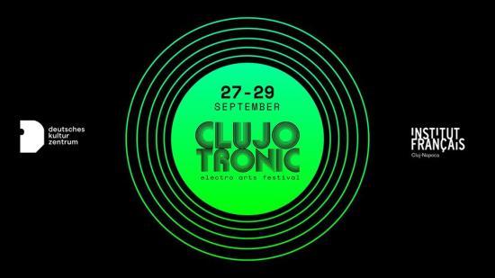 Clujotronic – ElectroArts Fesztivál Kolozsváron