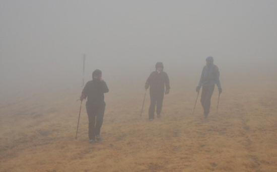 Sűrű köd miatt eltévedt egy 61 éves férfi a Radnai-havasokban