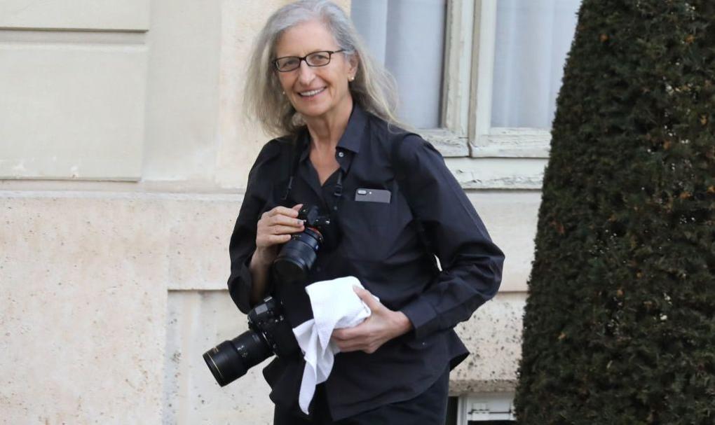 70 éves Annie Leibovitz amerikai fotóművész