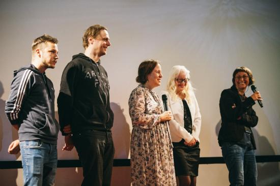 Kettős hátrányban Déván – Szőcs Petra-premierrel indult a Filmtettfeszt