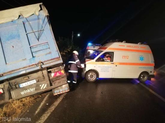 Közúti baleset Ialomița megyében: 10 személy életét vesztette
