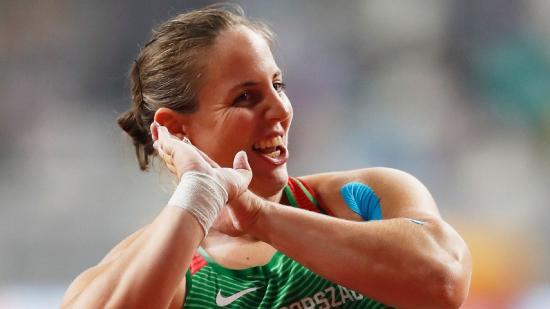 Atlétikai vb: Márton Anita ötödik súlylökésben