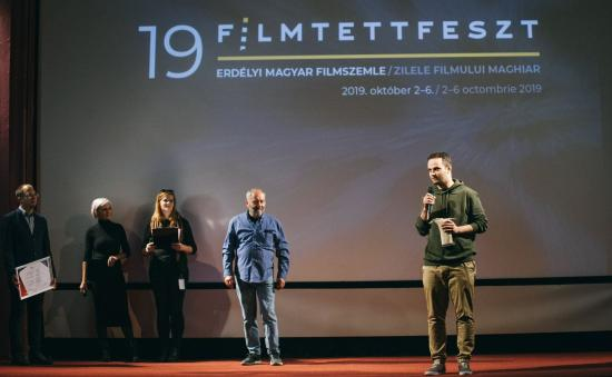 A Fiam, Iulian nyerte a Filmgalopp fődíját