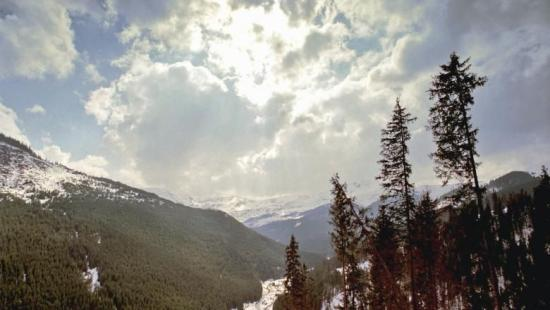 Hol havazott, és hány centiméteres a hóréteg?