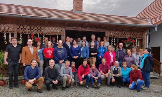Fizikatanárok találkozója Kalotaszentkirályon