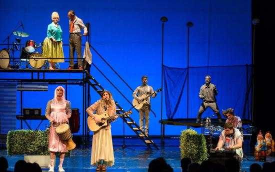 Együtt – Találkozások a román színházban