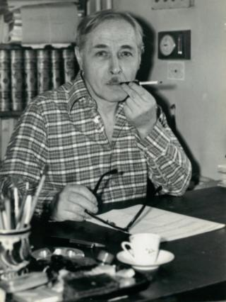 Dr. Kós Károly néprajzkutató jubileumára