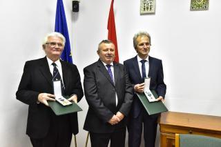 Állami kitüntetéseket adtak át a főkonzulátuson