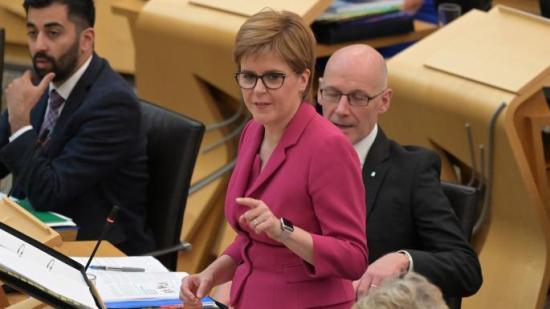 Skót miniszterelnök: az EU-ban