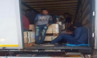 Kilenc, tartózkodási engedéllyel rendelkező bangladesi próbálta elhagyni Romániát