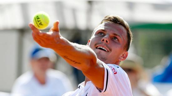 Bécsi tenisztorna: Fucsovics a második fordulóban
