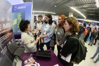 Nemzetközi egyetemi vásár Kolozsváron