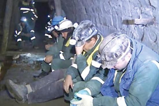 Tiltakoznak a Zsil-völgyi bányászok
