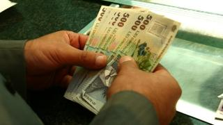 Az idei első kilenc hónapban 2,6 százalékra nőtt az államháztartási hiány