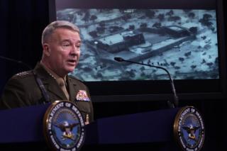 A Pentagon nyilvánosságra hozta az al-Bagdadi likvidálásakor készült videók egy részét