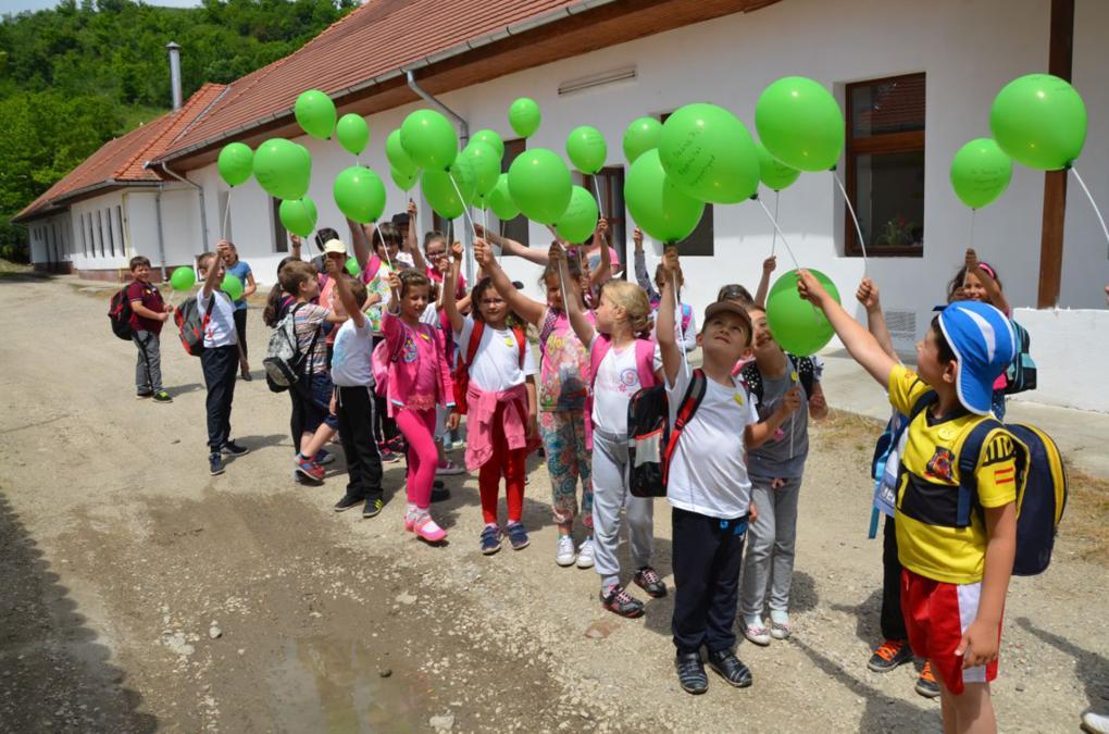 Fehér megye 10 magyar iskolája vesz részt a programban