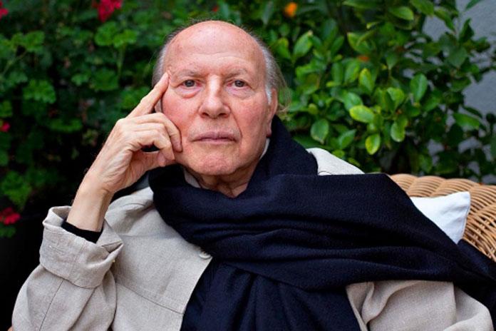 90 éve született Kertész Imre Nobel-díjas író