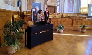 Átadta tudományos díjait a Kolozsvári Akadémiai Bizottság