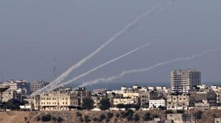 Izrael háborús készültséget rendelt el az ország déli részén