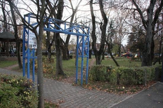 Felújítják a Hétvezér téri parkot
