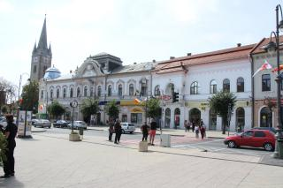 Európai uniós forrásból tennék élhető várossá Tordát