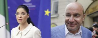 Kizárták a PSD-ből Cozmin Gușát és Ana Birchalt