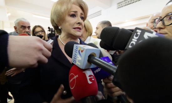 Dăncilă: bizalmatlansági indítványt nyújtunk be az Orban-kormány ellen