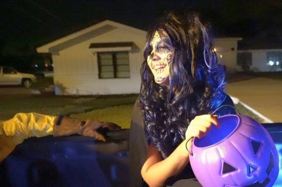 Amerikai Halloween, mexikói halottak napja