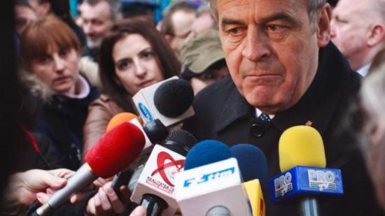Elnökválasztás - Érvénytelen szavazásra biztat Tőkés László