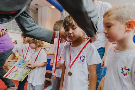 6. Oviolimpia: gyerekkorban megkedvelni, igényelni a mozgást