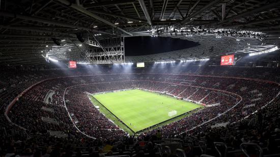 Puskás Aréna stadionavató: Uruguayi győzelem a nyitányon