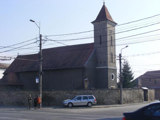 Templombúcsú Szamosfalván