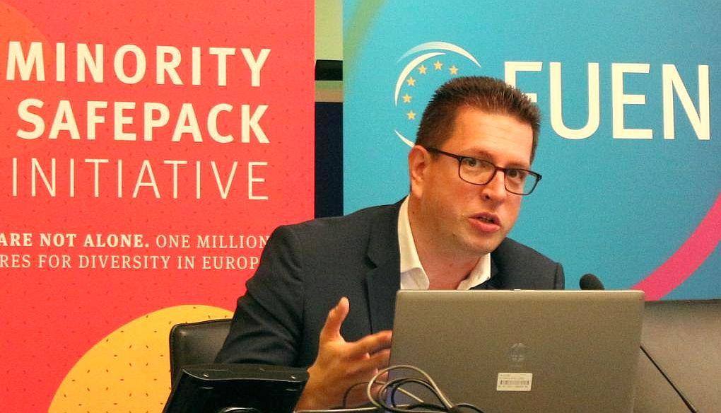 Interjú Vincze Loránt RMDSZ-es EP-képviselővel