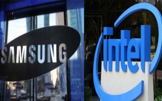 Az Intel átveheti a vezetést a Samsungtól az integrált áramkörök világpiacán