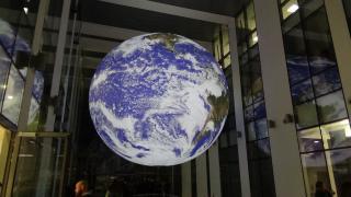 VIDEÓ - Asztronauta szemével láthatod a földgömböt!