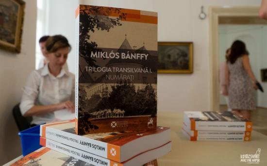 Az év könyve díjra jelölte a Bánffy-trilógia fordítását a román írószövetség