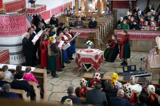 Egyházmegyei kórustalálkozó Körösfőn