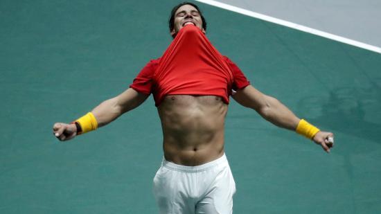 Nadalék nyerték a Davis-kupát