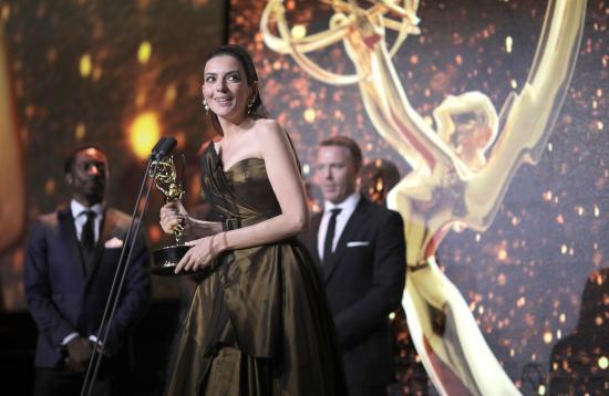 Nemzetközi Emmy-díj – Gera Marina a legjobb színésznő