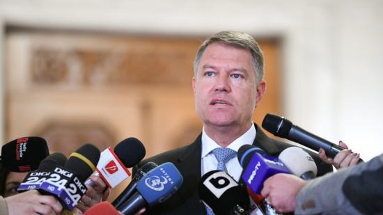 Iohannis: kötelező a költségvetés-kiigazítás