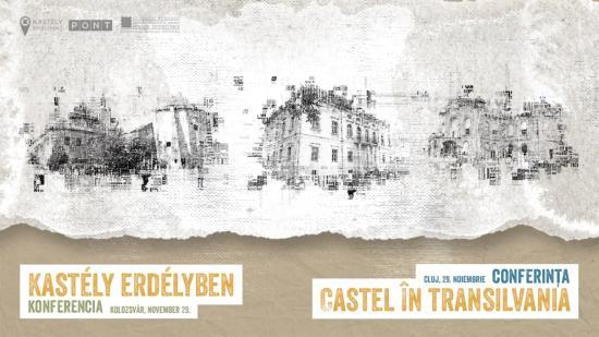 A Kastély Erdélyben Konferencián mutatják be Erdély első interaktív dokumentumfilmjét